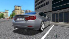 BMW 435i (1.5.9) - City Car Driving мод (изображение 2)