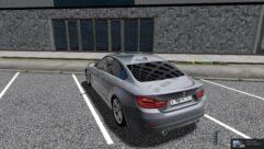 BMW 435i (1.5.9) - City Car Driving мод (изображение 3)