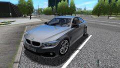 BMW 435i (1.5.9) - City Car Driving мод (изображение 4)