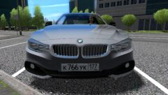 BMW 435i (1.5.9) - City Car Driving мод (изображение 5)