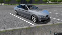 BMW 435i (1.5.9) - City Car Driving мод (изображение 6)