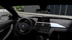 BMW 435i (1.5.9) - City Car Driving мод (изображение 7)