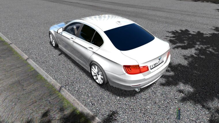 BMW 535i xDrive (1.5.9) - City Car Driving мод