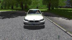 BMW 535i xDrive (1.5.9) - City Car Driving мод (изображение 2)