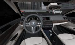 BMW 550i GT (1.5.9) - City Car Driving мод (изображение 2)