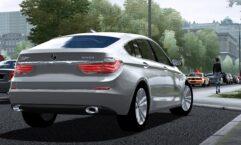 BMW 550i GT (1.5.9) - City Car Driving мод (изображение 3)
