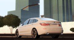 BMW 550i GT (1.5.9) - City Car Driving мод (изображение 4)