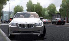 BMW 550i GT (1.5.9) - City Car Driving мод (изображение 5)