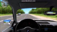 BMW 735i E32 1994 (1.5.9) - City Car Driving мод (изображение 4)
