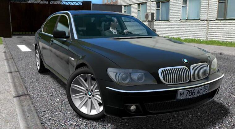 BMW 760Li (E66) '05 (1.5.9) - City Car Driving мод