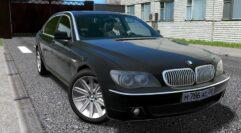BMW 760Li (E66) (устаревшая версия) (1.5.9) - City Car Driving мод