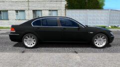BMW 760Li (E66) (устаревшая версия) (1.5.9) - City Car Driving мод (изображение 2)