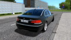 BMW 760Li (E66) (устаревшая версия) (1.5.9) - City Car Driving мод (изображение 3)