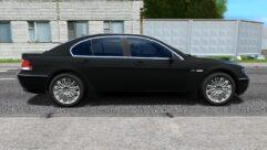 BMW 760i (E65) (1.5.9) - City Car Driving мод (изображение 2)