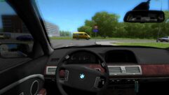 BMW 760i (E65) (1.5.9) - City Car Driving мод (изображение 4)