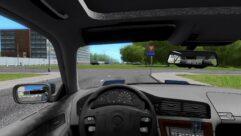 BMW 850CSi (1.5.9) - City Car Driving мод (изображение 4)