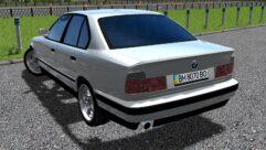 BMW E34 525i 1995 (1.5.9) - City Car Driving мод (изображение 2)