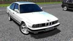 BMW E34 525i 1995 (1.5.9) - City Car Driving мод (изображение 3)