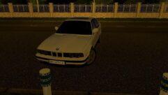 BMW E34 525i 1995 (1.5.9) - City Car Driving мод (изображение 5)