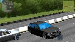 BMW E46 Touring 320 (1.5.9) - City Car Driving мод (изображение 4)
