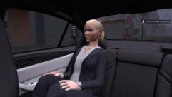 BMW F90 M5 (1.5.9) - City Car Driving мод (изображение 5)
