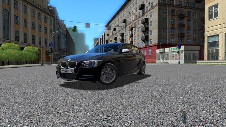 BMW M135i xDrive (1.5.9) - City Car Driving мод