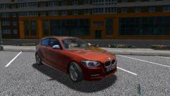 BMW M135i xDrive (1.5.9) - City Car Driving мод (изображение 4)