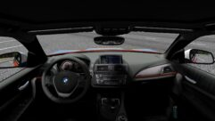 BMW M135i xDrive (1.5.9) - City Car Driving мод (изображение 5)