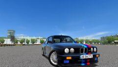 BMW M3 E30 (1.5.9) - City Car Driving мод (изображение 2)