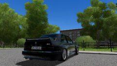 BMW M3 E30 (1.5.9) - City Car Driving мод (изображение 3)