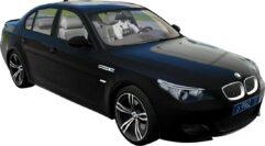 BMW M5 E60 2009 (1.5.9) - City Car Driving мод