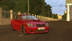BMW M5 E60 2009 (1.5.9) - City Car Driving мод (изображение 2)