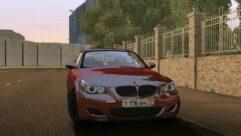 BMW M5 E60 2009 (1.5.9) - City Car Driving мод (изображение 3)