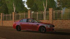 BMW M5 E60 2009 (1.5.9) - City Car Driving мод (изображение 4)