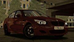 BMW M5 E60 2009 (1.5.9) - City Car Driving мод (изображение 5)