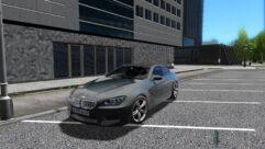 BMW M6 F12 (1.5.9) - City Car Driving мод (изображение 2)