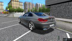 BMW M6 F12 (1.5.9) - City Car Driving мод (изображение 3)