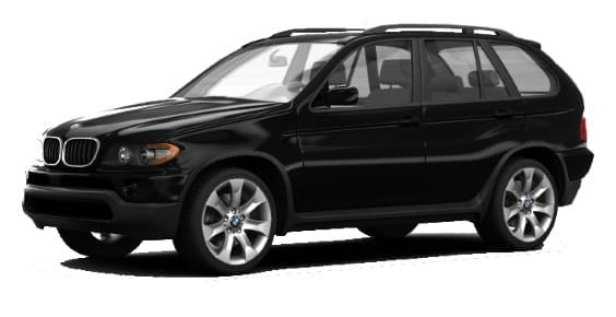 BMW X5 E53 (устаревшая версия) (1.5.9) - City Car Driving мод