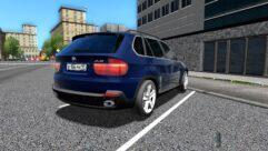 BMW X5 E70 (1.5.9) - City Car Driving мод (изображение 2)