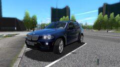 BMW X5 E70 (1.5.9) - City Car Driving мод (изображение 3)
