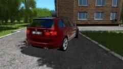 BMW X5 M (1.5.9) - City Car Driving мод (изображение 2)