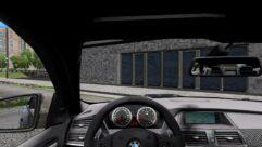 BMW X6 M (1.5.9) - City Car Driving мод (изображение 2)