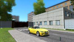 BMW Z4 sDrive28i (1.5.9) - City Car Driving мод (изображение 2)