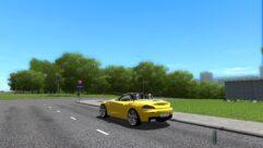BMW Z4 sDrive28i (1.5.9) - City Car Driving мод (изображение 3)