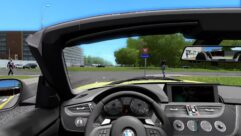 BMW Z4 sDrive28i (1.5.9) - City Car Driving мод (изображение 4)