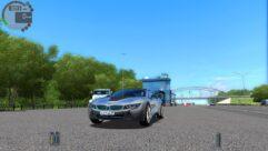 BMW i8 (1.5.9) - City Car Driving мод (изображение 2)