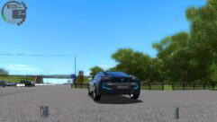 BMW i8 (1.5.9) - City Car Driving мод (изображение 3)