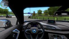 BMW i8 (1.5.9) - City Car Driving мод (изображение 5)