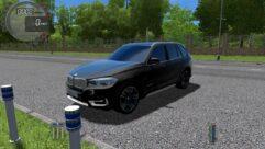 BMW x5 F15 (1.5.9) - City Car Driving мод (изображение 2)