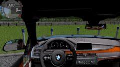 BMW x5 F15 (1.5.9) - City Car Driving мод (изображение 4)